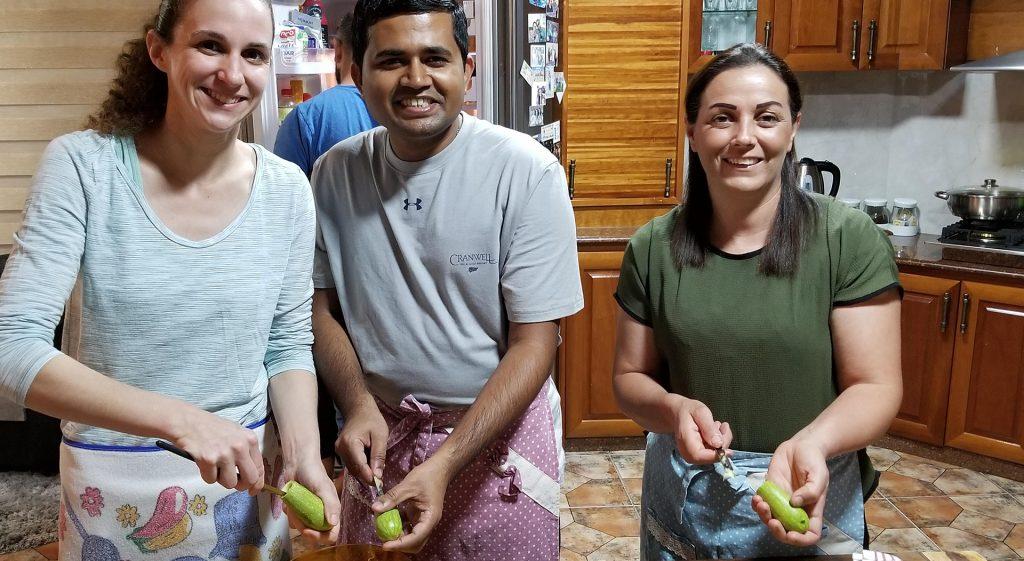 סדנאות בישול בגליל