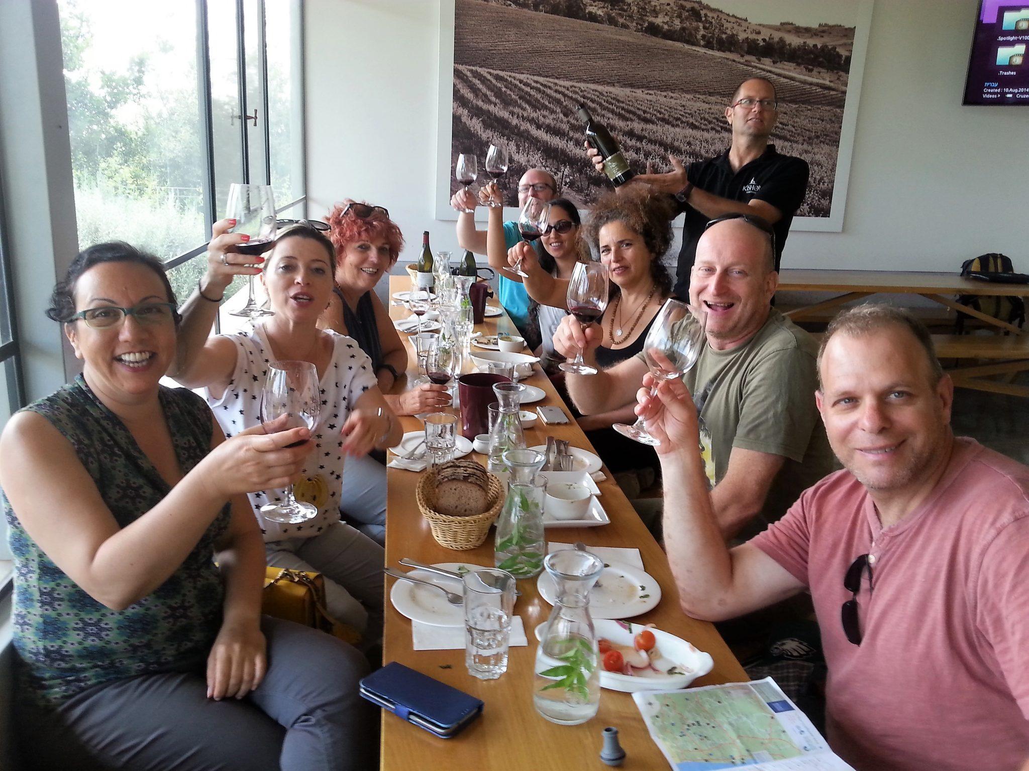 סיור יין